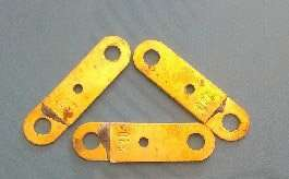Damper Mechanism Actuator Fusible pieces