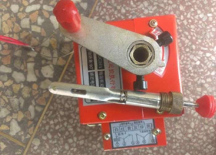 Damper-mechanism-actuator2
