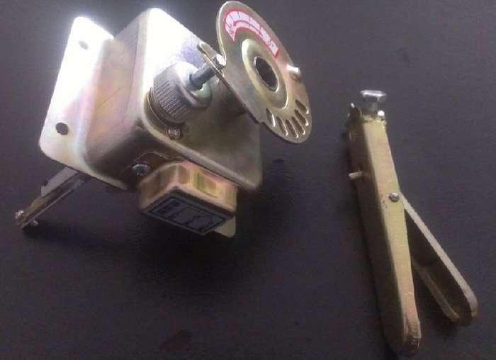 Damper-mechanism-actuator3