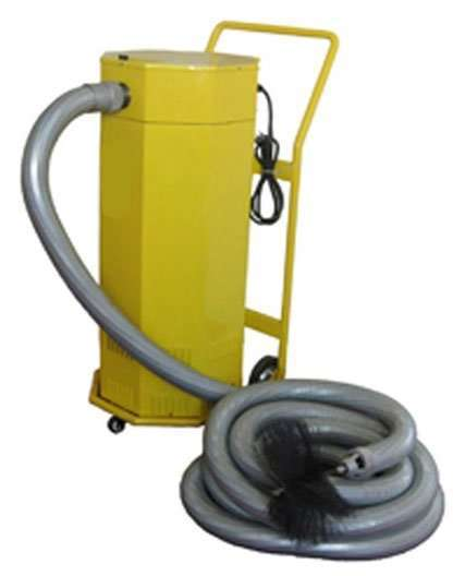 Air Cleaning Units : All in one air duct cleaning equipments with function of