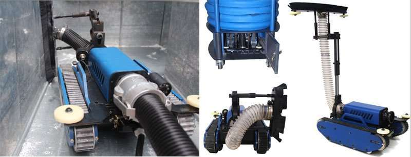 All In One Air Duct Cleaning Equipments