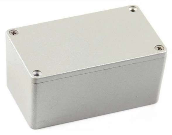 Aluminium Waterproof junction box0