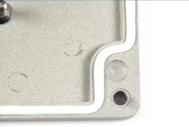 Aluminium Waterproof junction box3