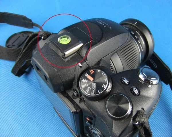 Camera bubble level 6