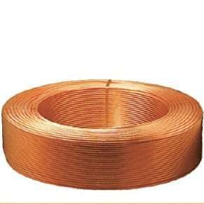 Copper Tubes on Level Wound Coils