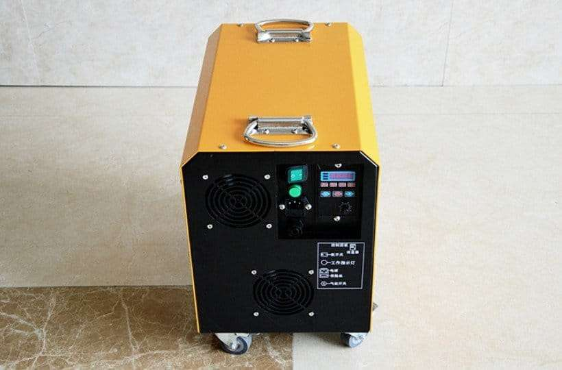 Chiller tube cleaning equipments 34