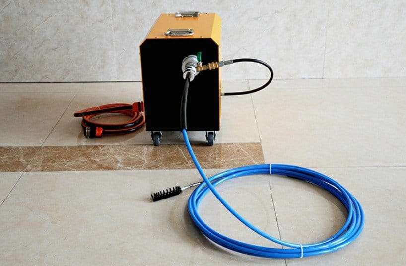 Chiller tube cleaning equipments 30