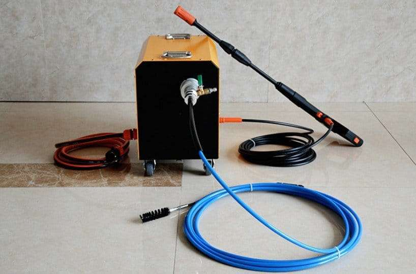 Chiller tube cleaning equipments 32