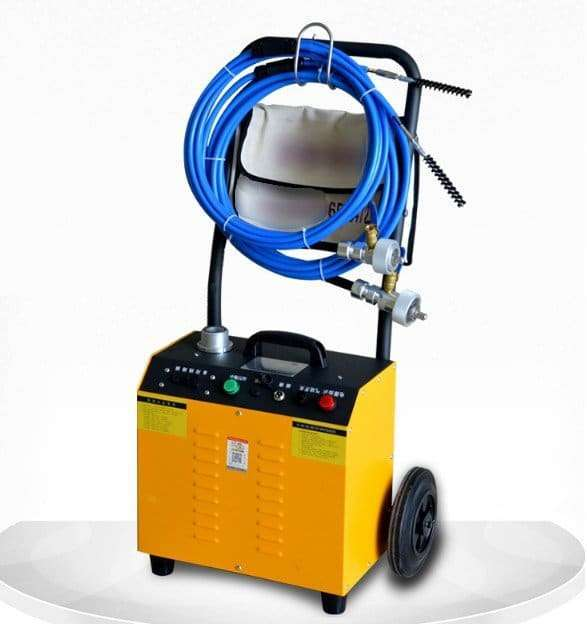 Chiller tube cleaning equipments 38