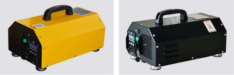 Chiller tube cleaning equipments 6