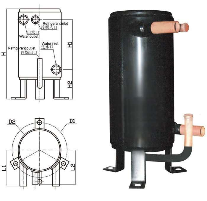 copper-Coil-in-shell-Heat-Exchanger