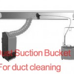 Dust Suction Bucket