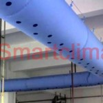 Fabric air duct,Textile ventilation duct