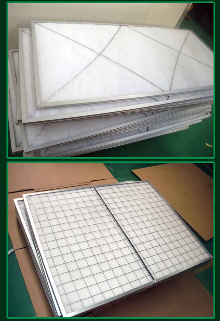 Model-C-washable-primary-air-filters