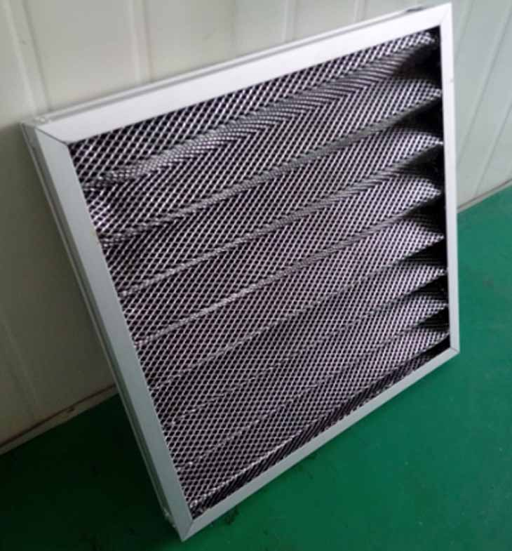 Model-F-washable-primary-air-filter