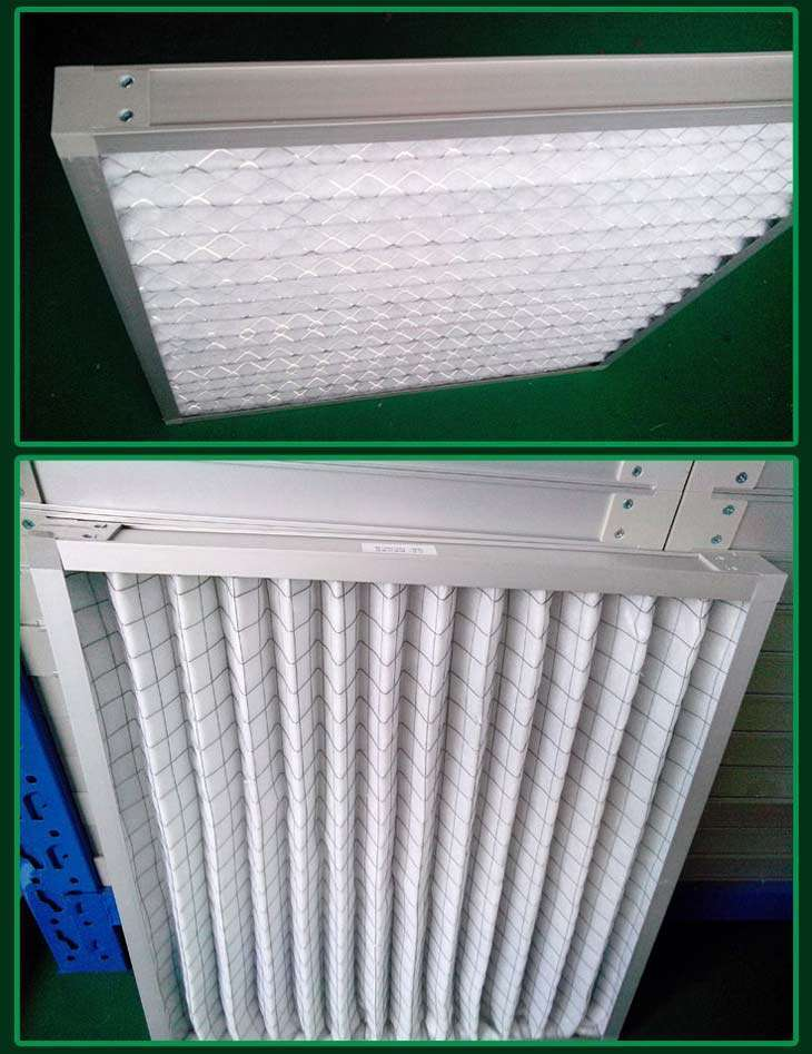 Model-B-washable-primary-air-filter