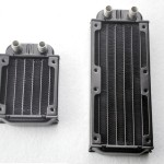 Water Cooling Radiator for installing 60mm cooling fan