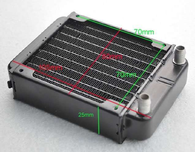 80mm-radiator-size