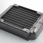 Water Cooling Radiator for installing 1pc 90mm cooling fan