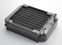 Water Cooling Radiator for installing 1pc 120mm cooling fan