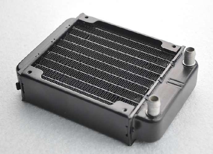 90mm radiator