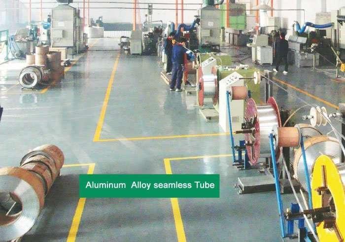 Aluminum-condenser-tube