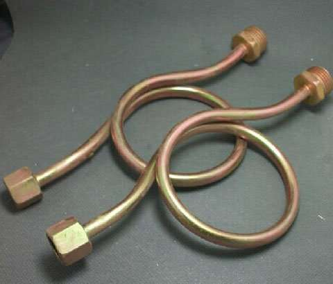 Pressure Gauge buffer tube