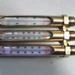 brass industry thermometer