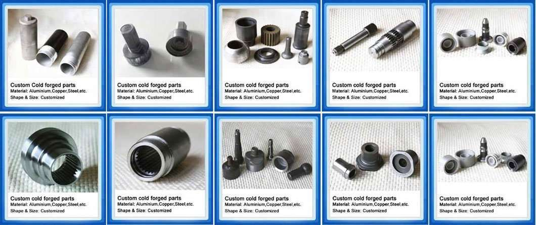 Impact Extrusion Metallic Parts