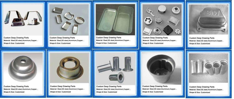 Sheet Metal Deep Drawing products