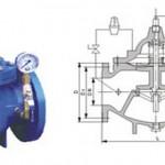 flow controlling valve