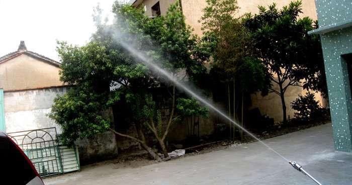 flushing-effect