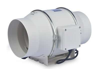 Duct inline-extract-fan
