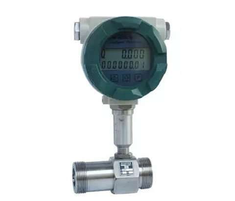 screw-type-flow-meter