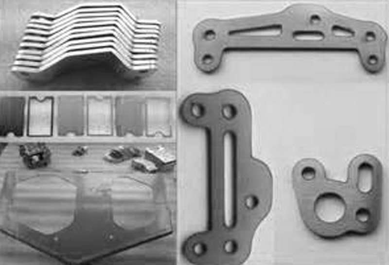 Sheet Metal Cutting sample