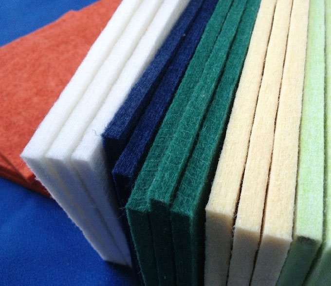 Acoustic Lining Panel Acoustic Polyester Fibre Panel