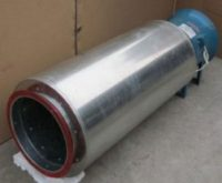 Axial Flow Fan Duct Muffler