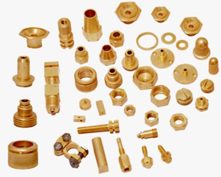 Brass-cold-forging-parts