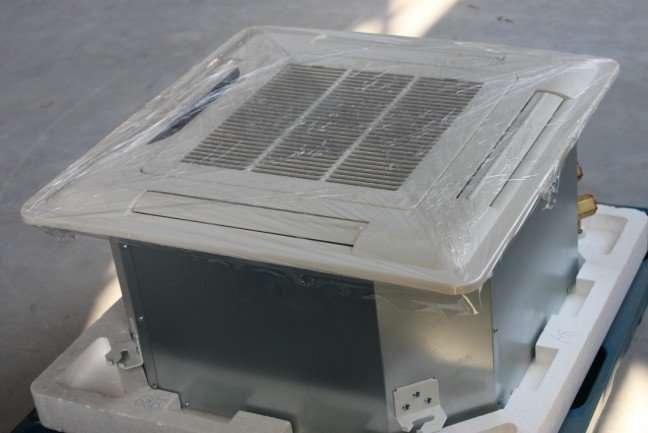 Cassette-fan-coil-unit