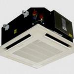 Cassette type fan coil unit