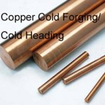 Copper cold forging parts,Cold heading Copper accessory 8