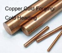 Copper cold forging parts,Cold heading Copper accessory