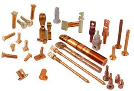 Copper-cold-forging-parts