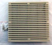 Louvre filter kit for axial fan
