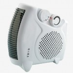 Portable Electric Fan Heater