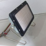 Portable Far Infrared Gas Heater