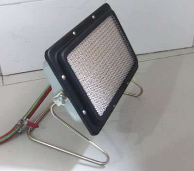 Portable-Far-Infrared-Gas-Heater