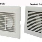 Square Air Grille Plastic