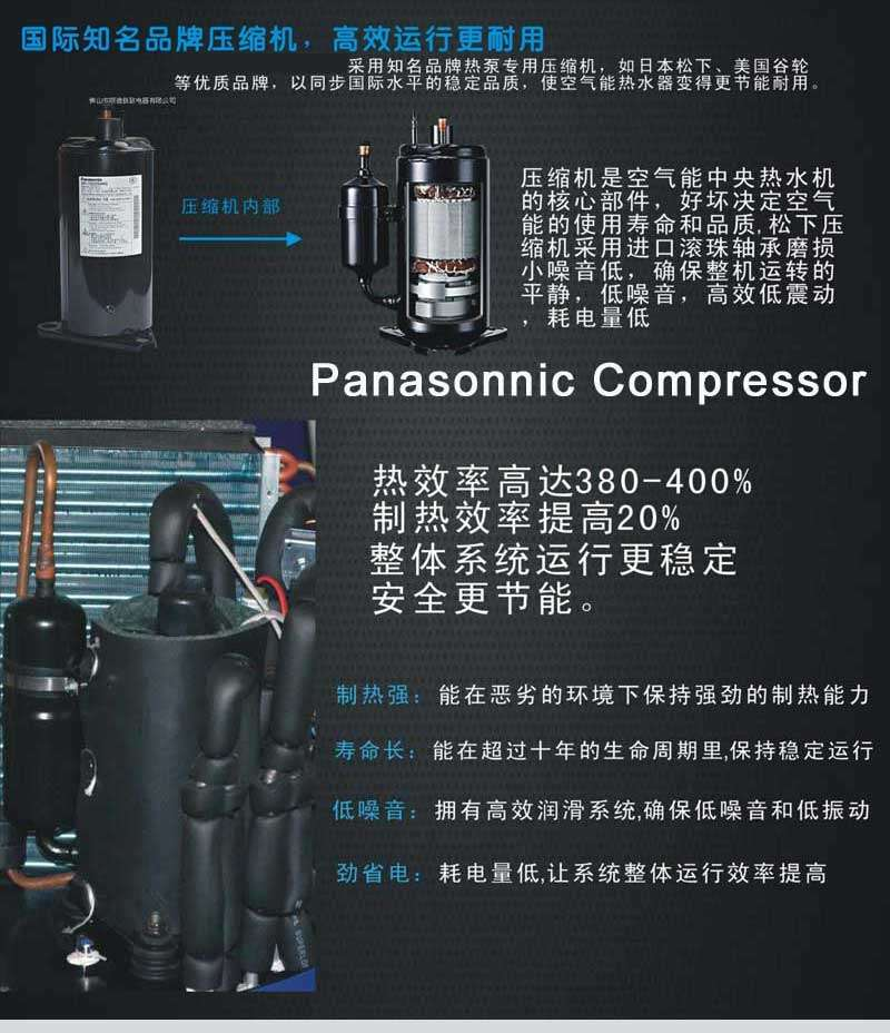 heating special compressor