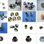 Custom cold forged nuts,cold heading metal nuts